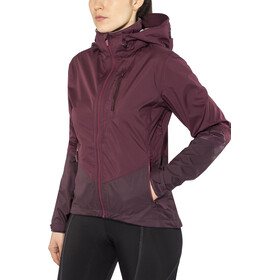 Endura Singletrack II Jacket Damen maulbeere